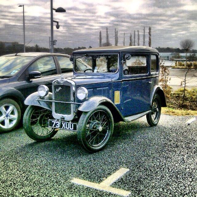 Austin 7 - Classic Car Auction - Heritage