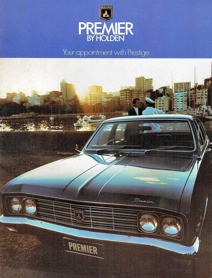 1970 HG Holden Premier