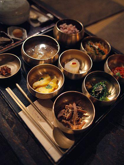 Korean food. #한국 음식