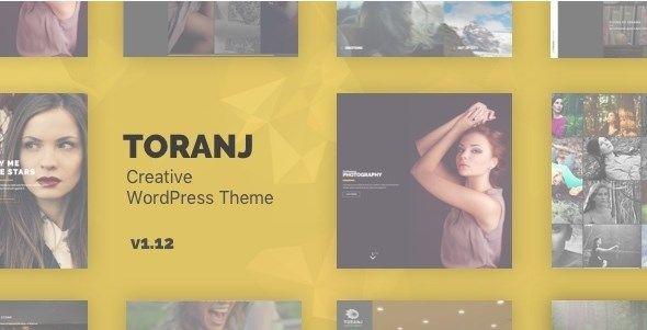 Download Toranj  Responsive Creative WordPress Theme v1.15.2 Download Toranj  Responsive Creative WordPress Theme v1.15.2 Latest Version