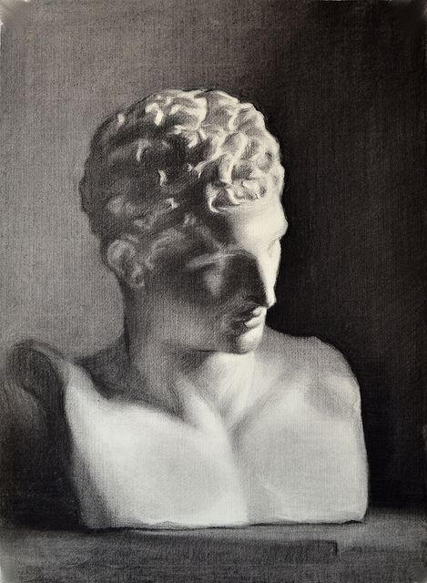 Charcoal on Roma paper | Flickr - Photo Sharing!