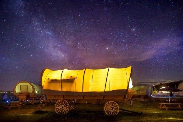 #Glamping: in campeggio con stile