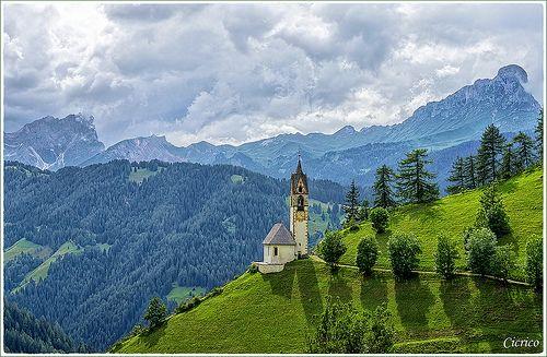 ITALIIAN ALPS, L'incanto della Val Badia - The charm of the Val Badia | Flickr - Photo Sharing!