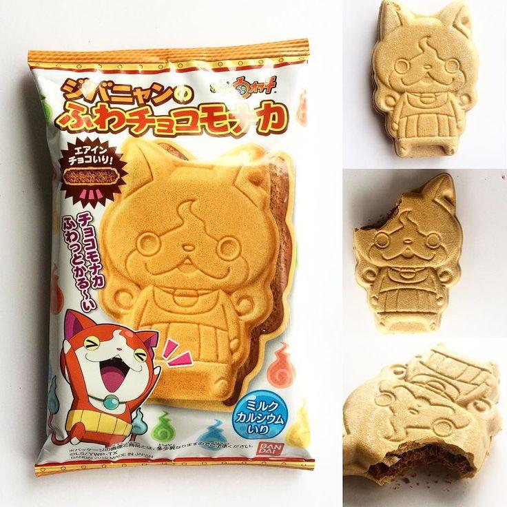 FUWACHOKO-MONOKA  Troquelado  con forma de  Yo-Kai Watch. Relleno de chocolate aireado cubierto con el crujiente Monoka receta original de la marca. Increíblemente riquísimo!  #FUWACHOKOMONOKA #yokaywatch #boxfromjapan #cajaoctubre #golosinasjapon #japanesecandy