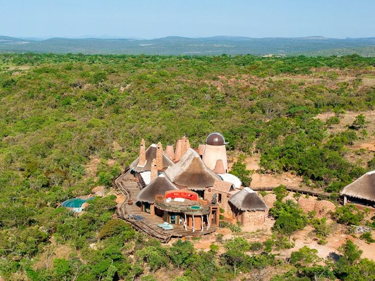 Leobo is set on a 12,000 acre reserve.