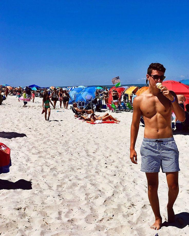 Ian - beach prep