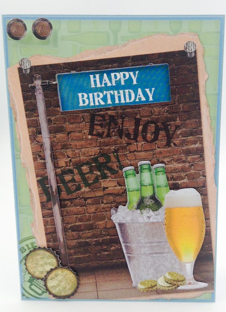 Happy birthday - beer