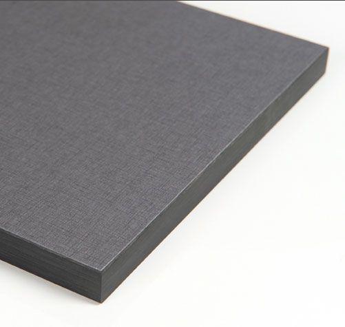 Kök - bänkskiva kompaktlaminat grå / svart kärna - 138