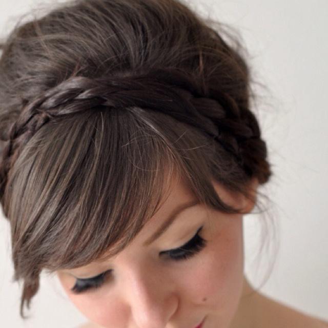 LOVE this hair! <3
