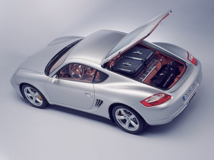 2006 Porsche Cayman #cars #coches