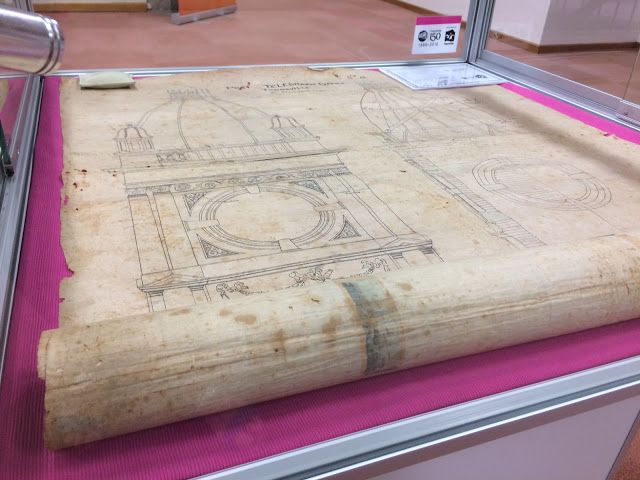 Item from the Townsville Post Office Plans Archive, JCU Library Special Collections.