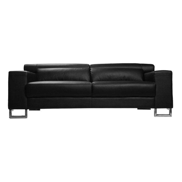 Interior Design Canape 3 Places Relax Canape Cuir Design Noir Trois Places Tetieres Relax Lit 160x200 Avec Chevet Chambre Couche Home Decor Furniture Sofa