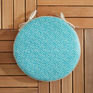KOJI CHAIR PAD  - MULTI Morgan & Finch