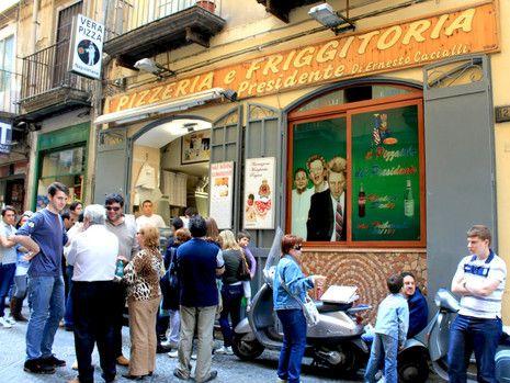10 Best Pizzerias in Italy - Condé Nast Traveler. Il pizzzalo presidente Naples