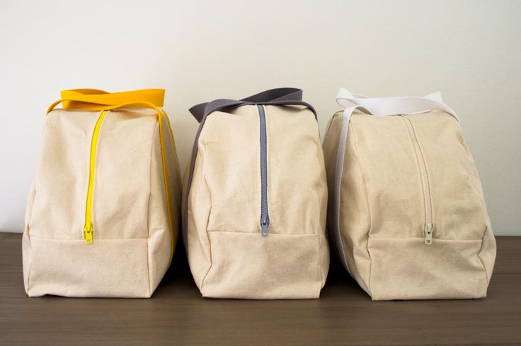 Overnighter Bag | The Purl Bee