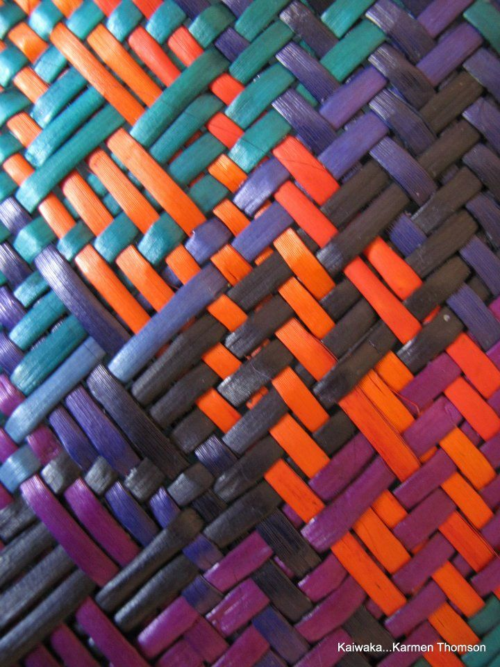 Karmen Thomson - upclose and colourful