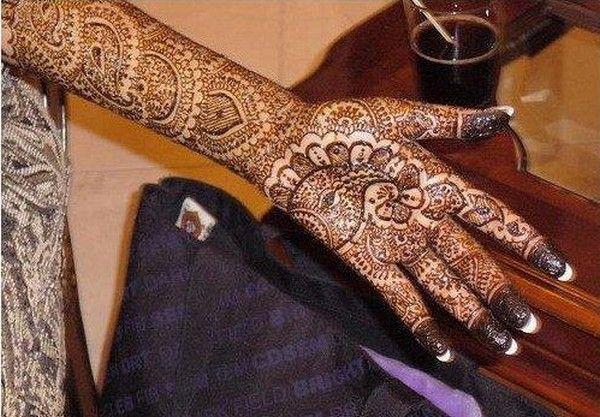 Rajasthani Mehndi Designs For Hands & Mehndi Designs