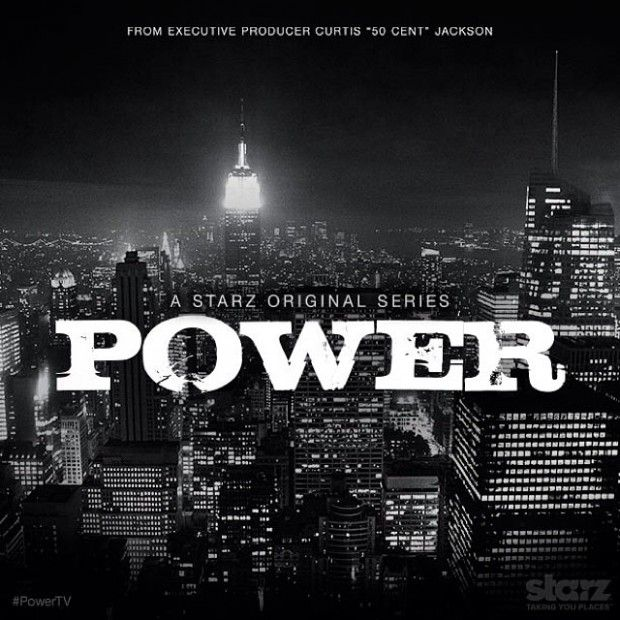 Starz Original Series, POWER starring Omari Hardwick & Naturi Naughton | Swa-Rai
