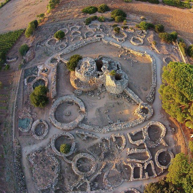 Sardegna Nuraghe Palmavera #TuscanyAgriturismoGiratola