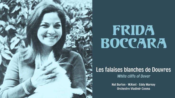 Frida Boccara - Les falaises blanches de Douvres