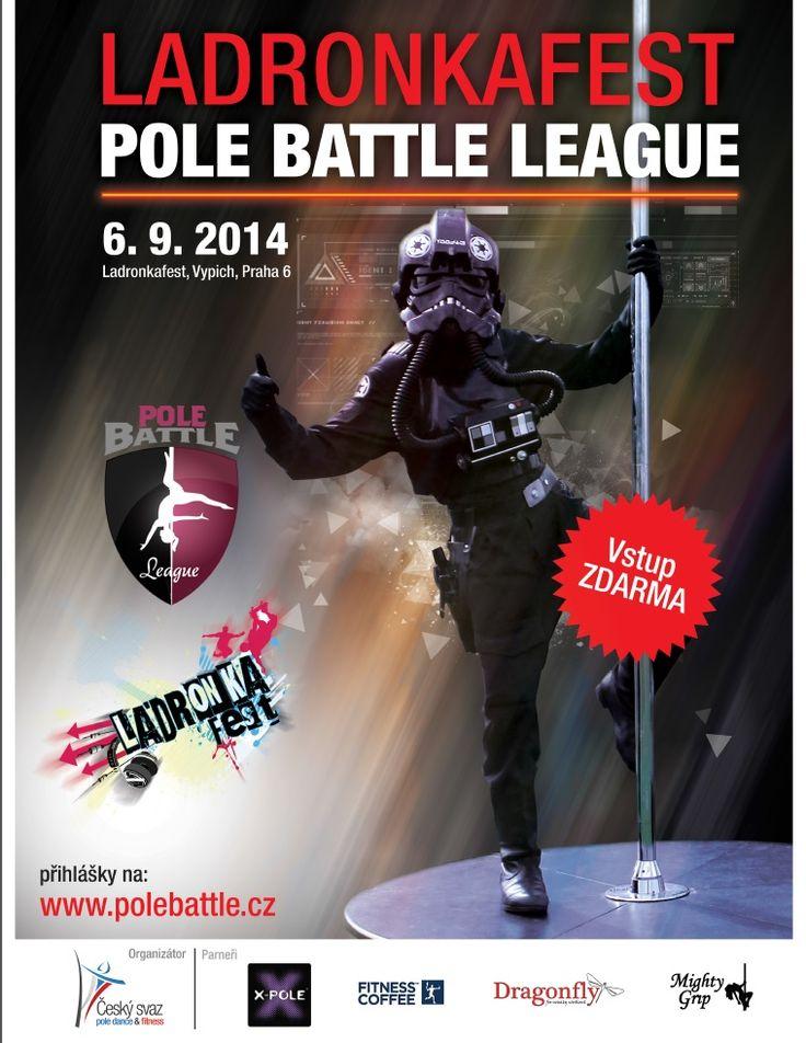 #polebattle in Prague
