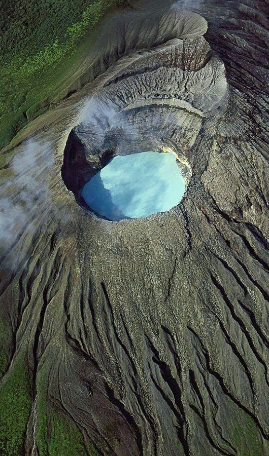 Rincón de la Vieja Volcano in Guanacaste, Costa Rica