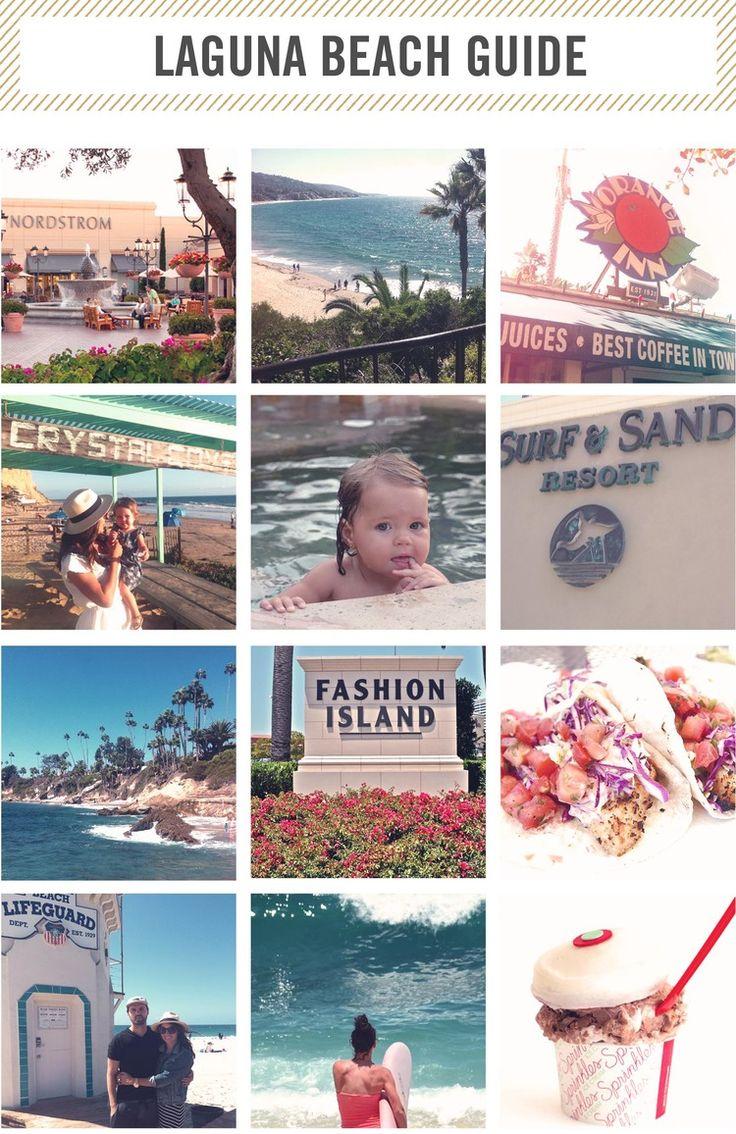 Laguna Beach Tour Guide — West Coast Capri