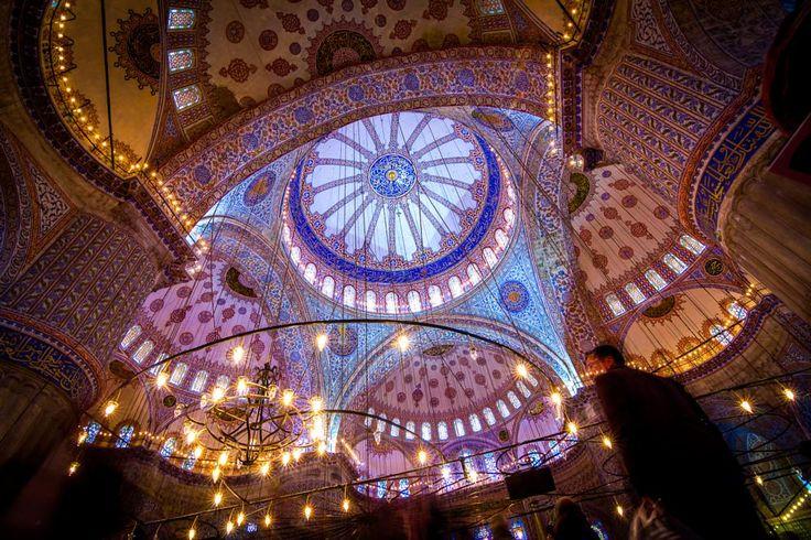 Blue Mosque by Daniele Silvestri