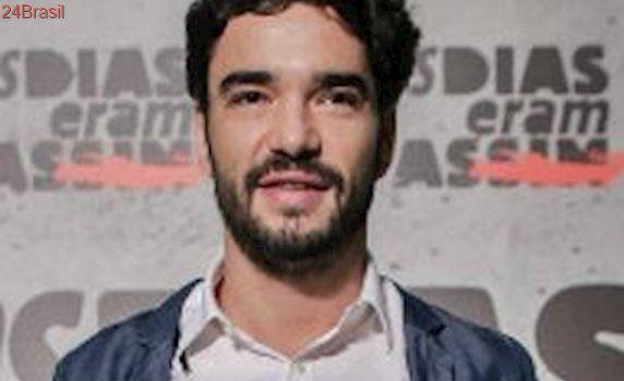 Caio Blat defende José Mayer e é muito criticado nas redes sociais
