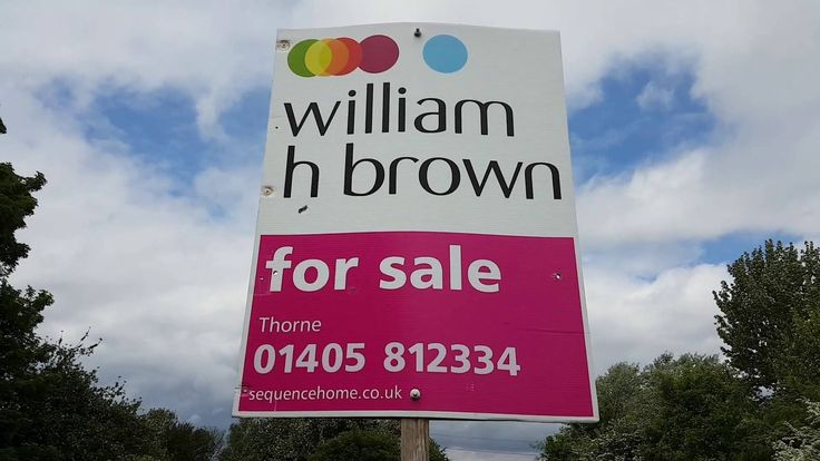 Property for sale, thorne DN8 4JD £180-210k guide price