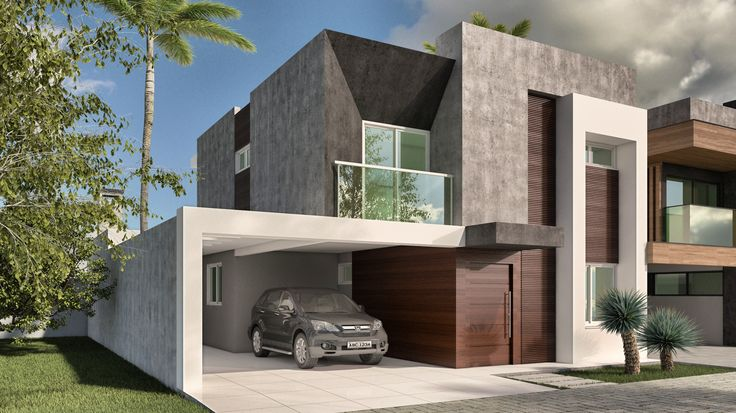 Projeto Unit arquitetos | Perspectiva House 03