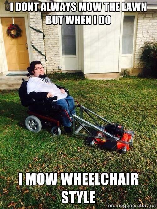 88 best Wheelie weirdness =D images on Pinterest | Wheelchairs ...