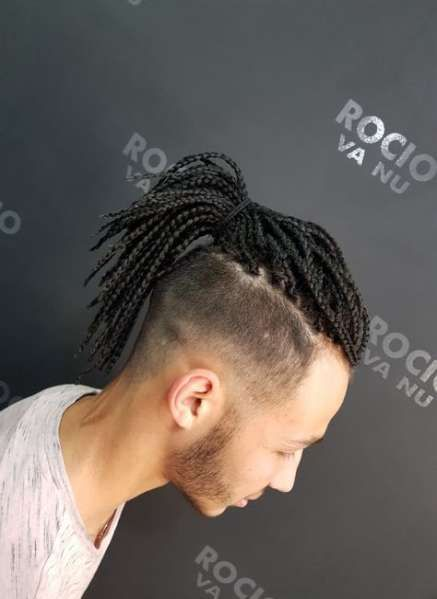 48 Ideas For Braids Trenzas Hombre Braids In 2019 Box
