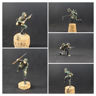 Rony La Maquette: Tamiya figurines soldats allemands 1/35