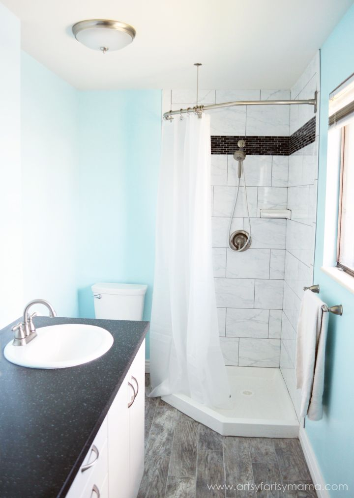 Master Bathroom Renovation Creative Stunning Decorating Design