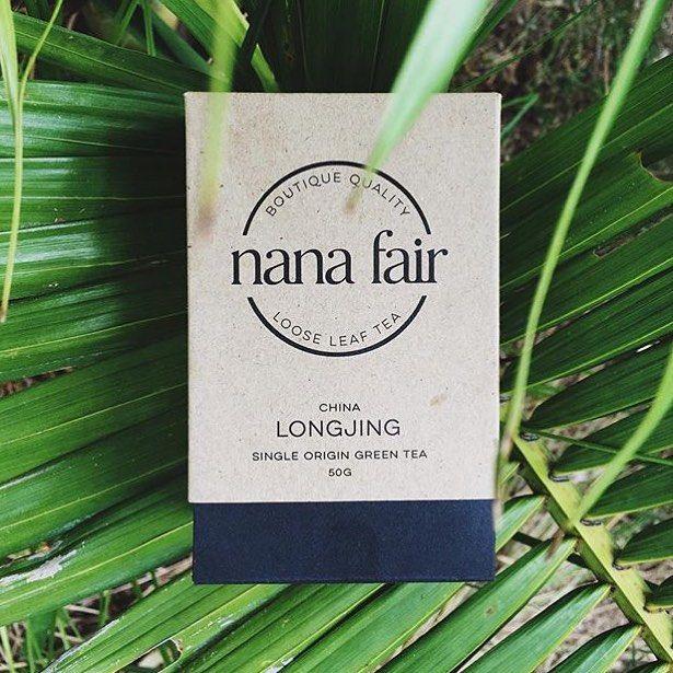 Get your daily dose of greens... ☕️  via @jaslucas  #nanafair #looseleaf #singleorigin #green #tea
