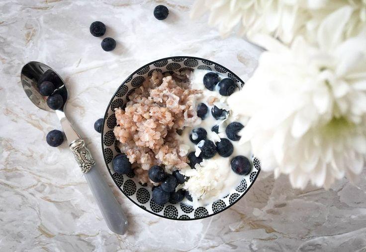 Buchzweizen-porridge <3