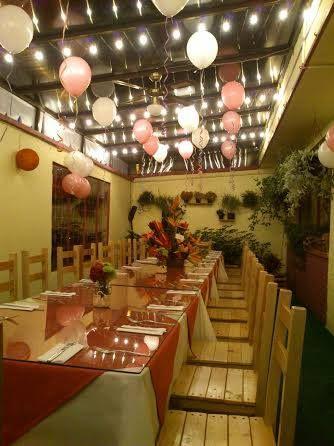 Celebración privada de cumpleaños para uno de nuestros clientes #Reservas 2154577 - 3142560039