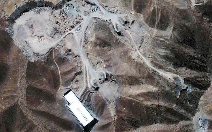 Pentagon redesigns its bunker buster Massive Ordnance Penetrator to combat Iran, North Korea - Telegraph