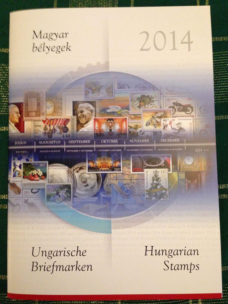 2014 Hungary Year Set & S/S (MNH)