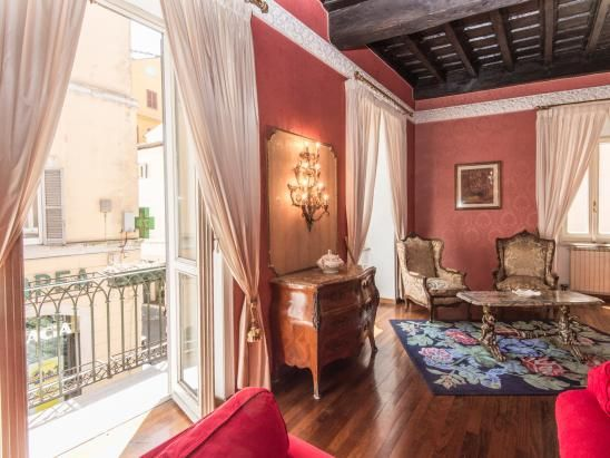 Spanish Steps - http://www.romesweethome.com/Spanish-Steps-Luxury-Apartment.html