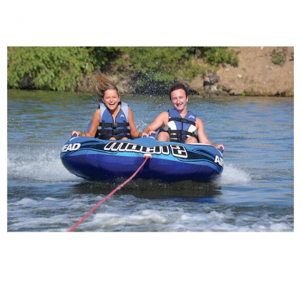 Inflatable Mach 2 Water Tube