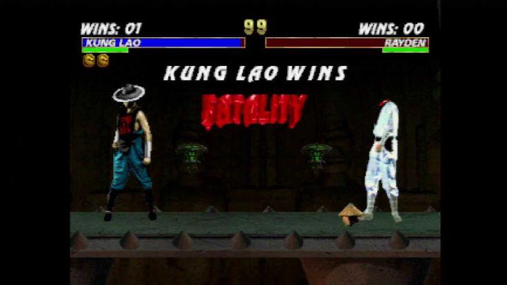 Mortal Kombat Trilogy - All KUNG LAO (MK2) Fatalities