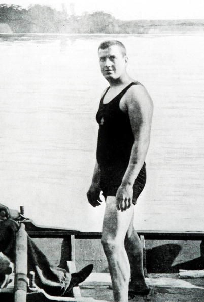 John Jarvis won Olympic gold in swimming 1000m freestyle and 4000m freestyle at the Paris 1900 Olympic Games.