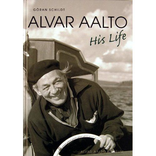 "Aalto on his boat. fitting, since Aalto means ""a wave"" in Finnish.All Things Finnish"