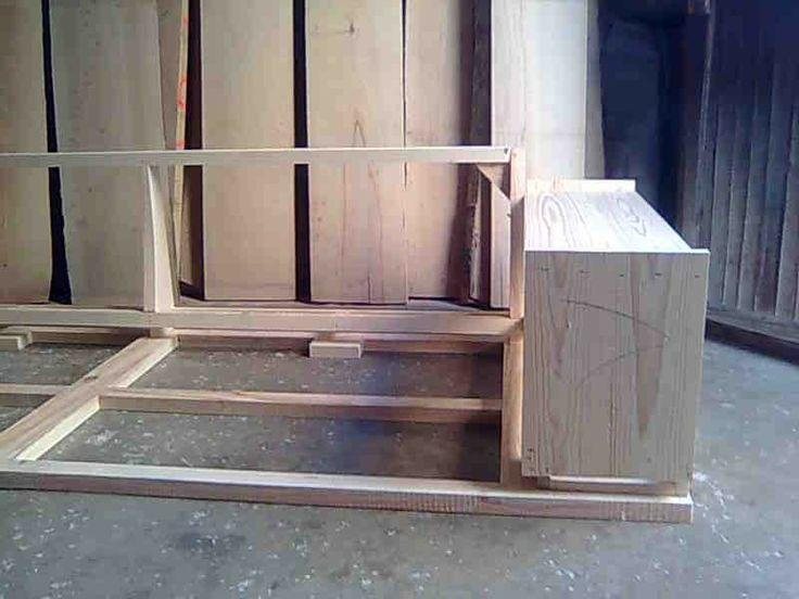 Esqueleto sofa decoracion sofas muebles pinterest - Sofas comodos y modernos ...