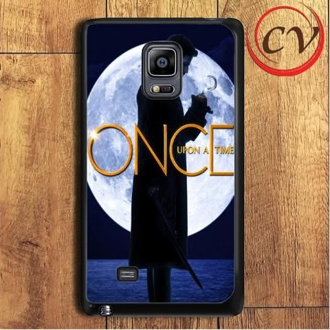 Once Upon A Time Samsung Galaxy Note Edge Case