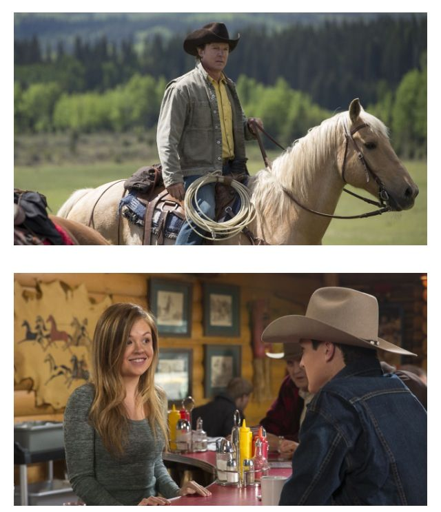 Heartland season 7 | Heartland | Pinterest | Heartland ...