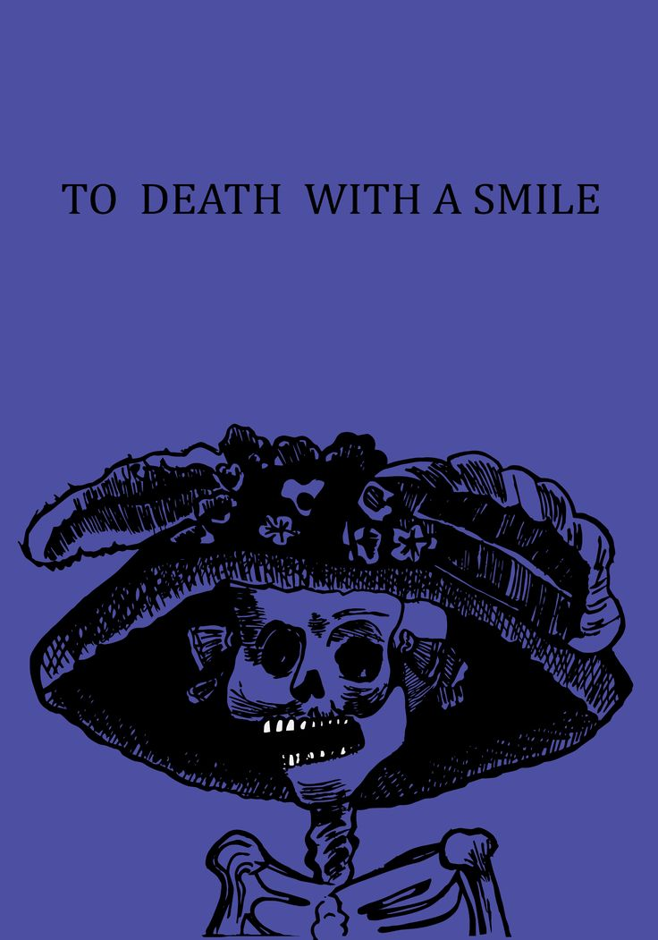 internationalpostercontest, poster, todeathwithasmile