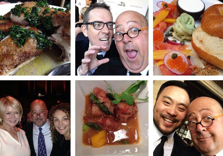 Things I Learned At the James Beard Foundation Awards